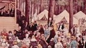 Methodist Camp Meeting 1836