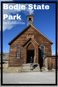 Visit the historic ghost town of Bodie State Park in California, US