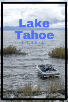 A quick stop at Lake Tahoe during a 2 week US road trip