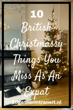 10 British Christmassy Things