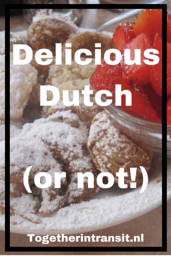 Delicious Dutch togetherintransit.nl