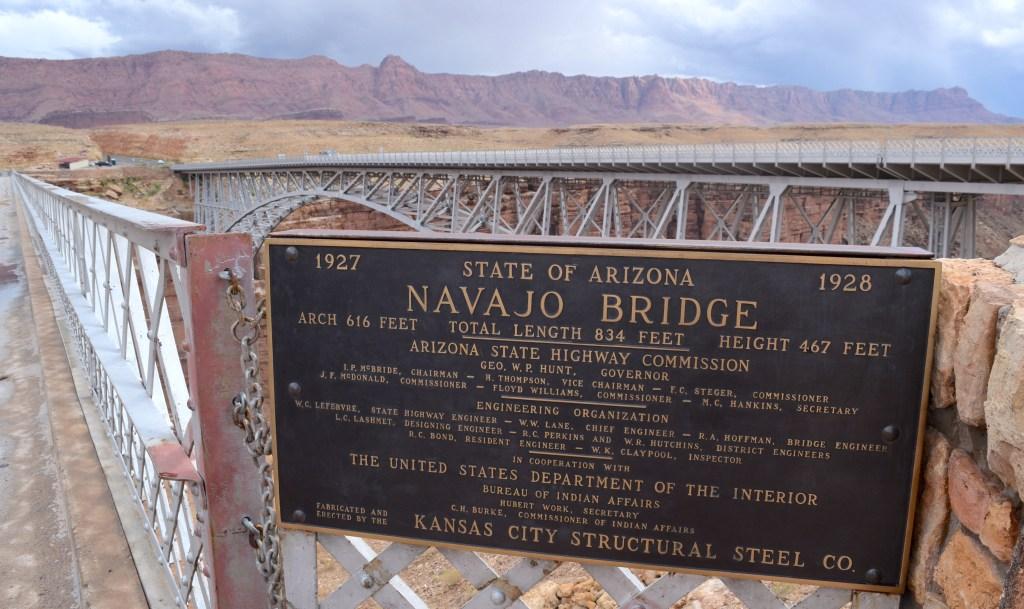 Scenic Route 89A Vermillion Cliffs Navajo Bridge Road Trip US 4