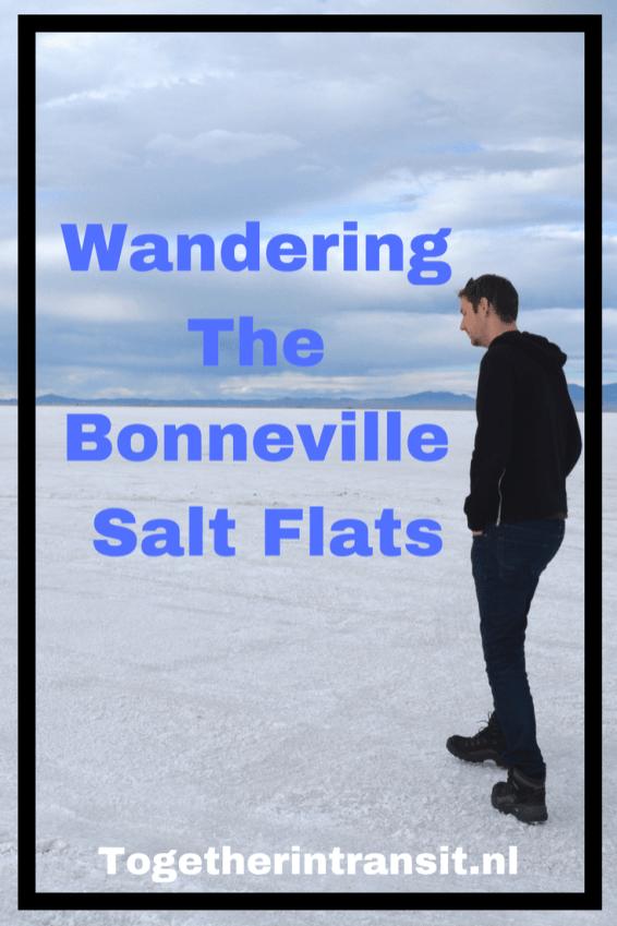 Wandering the Bourneville Salt Flats togetherintransit.nl (1)