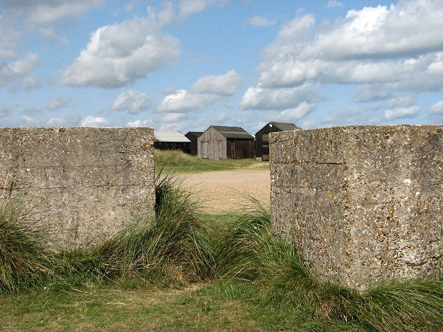 anti tank cubes Winterton on sea togetherintransit.nl