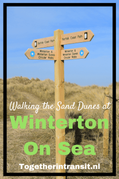 Discover the seals and beach at Winterton On Sea In Norfolk