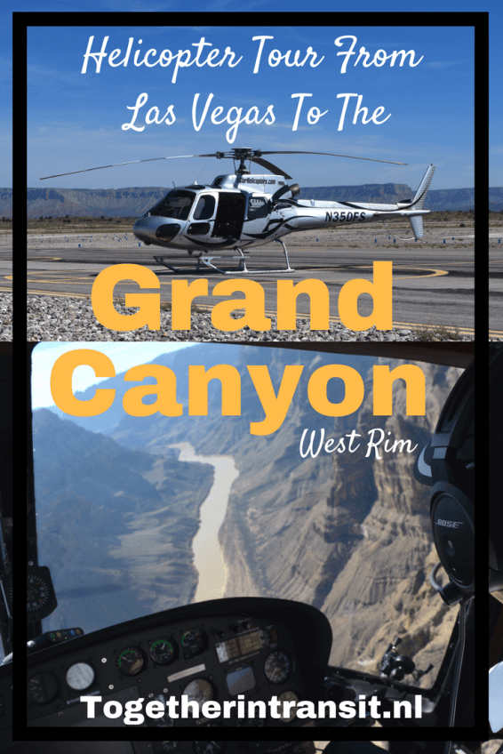 Grand Canyon Helicopter Tour from Las Vegas togetherintransit.nl