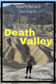 Day trip to Death Valley during our 2 week road trip! Take a look at the points we visited and why you should too!