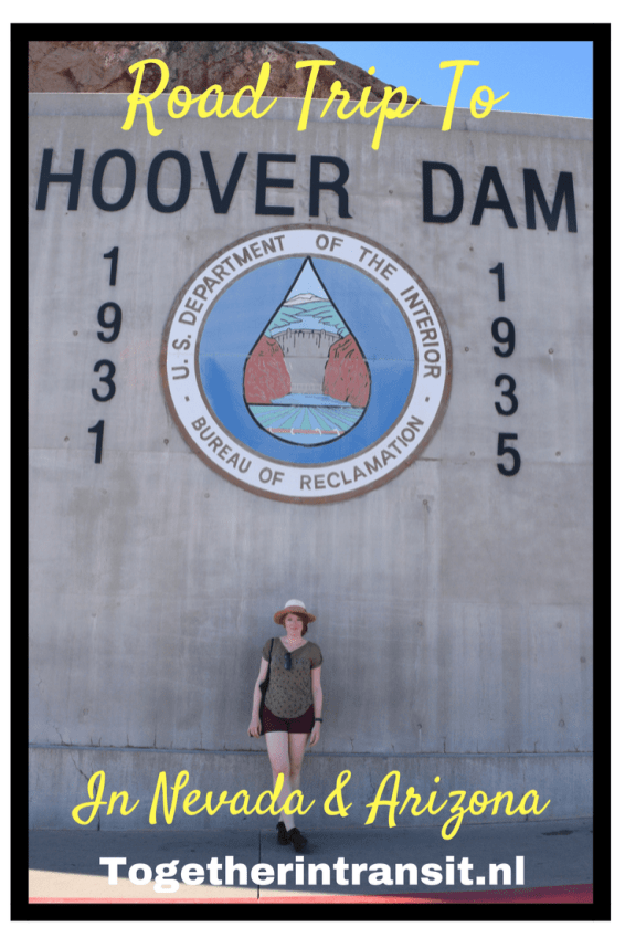 Copy of Hoover Dam togetherintransit.nl