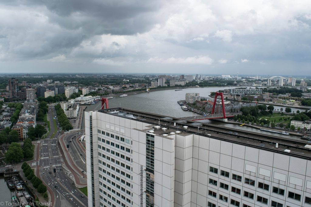 The Red Apple Views on the Day of Architecture Rotterdam 2018