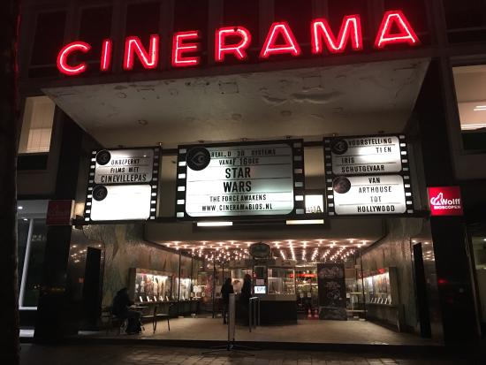 Things To Do In Rotterdam In Winter - A trip to the cinema!