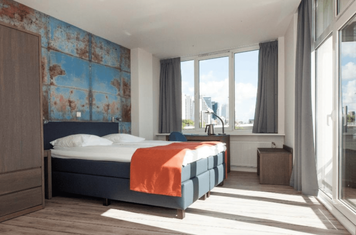Where to stay in Rotterdam - Thon Hotel Rotterdam