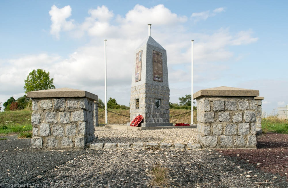 Remembering The Fallen of WW1: The Memorial of Gordon Flowerdew