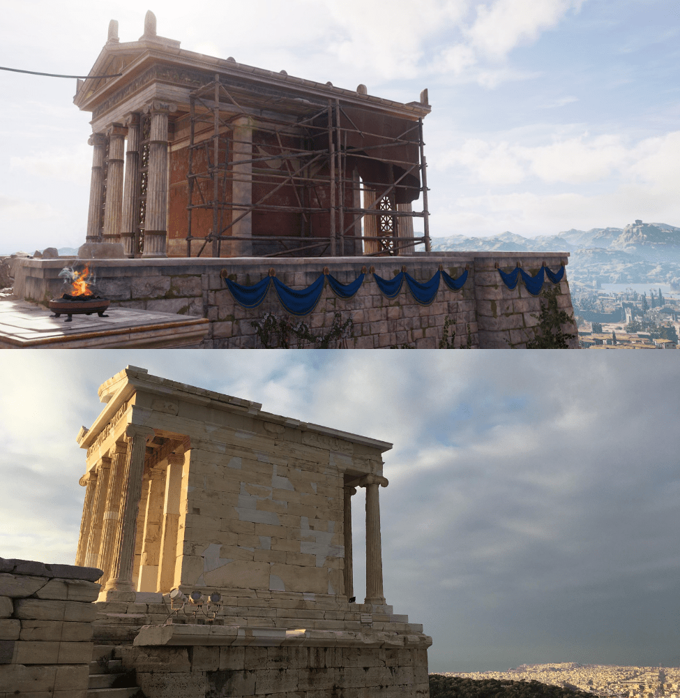 Assassins Creed Odyssey Temple | Asdela