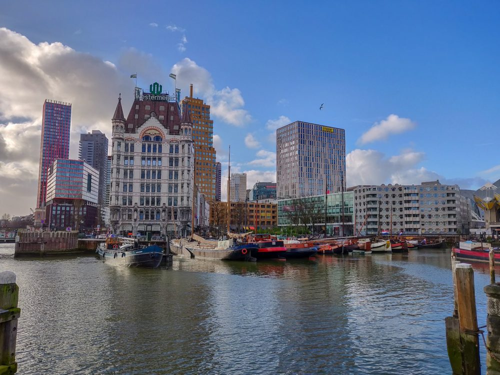 Best Travel Apps For Visiting Rotterdam, Netherlands