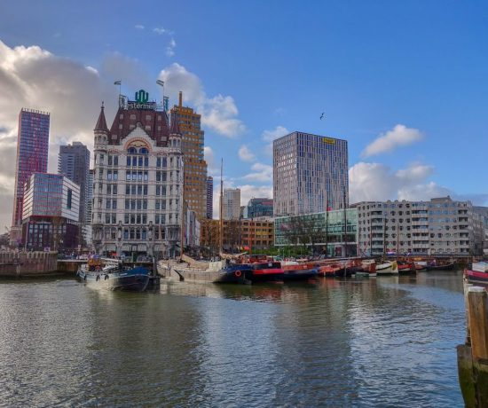 Best Travel Apps For Visiting Rotterdam, Netherlands