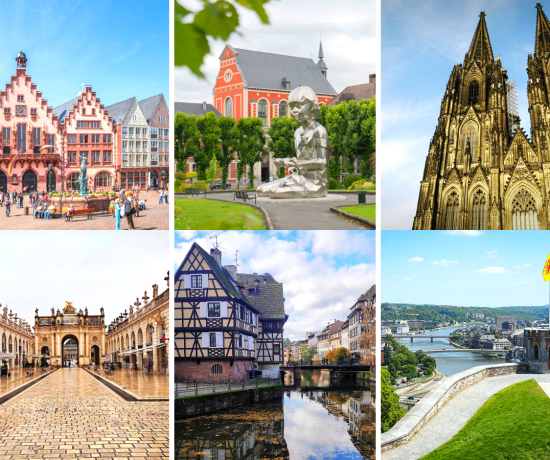 Day Trips From Luxembourg