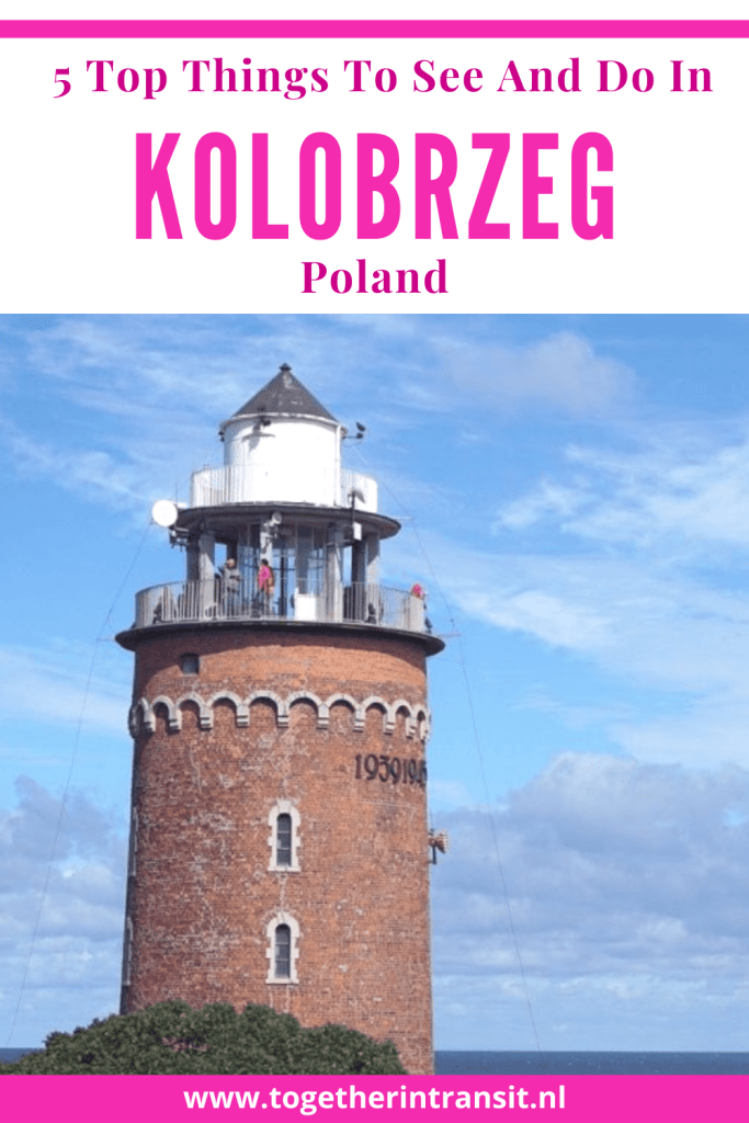 Read here about the top things to do in Kolobrzeg, a beautiful Polish beach location!