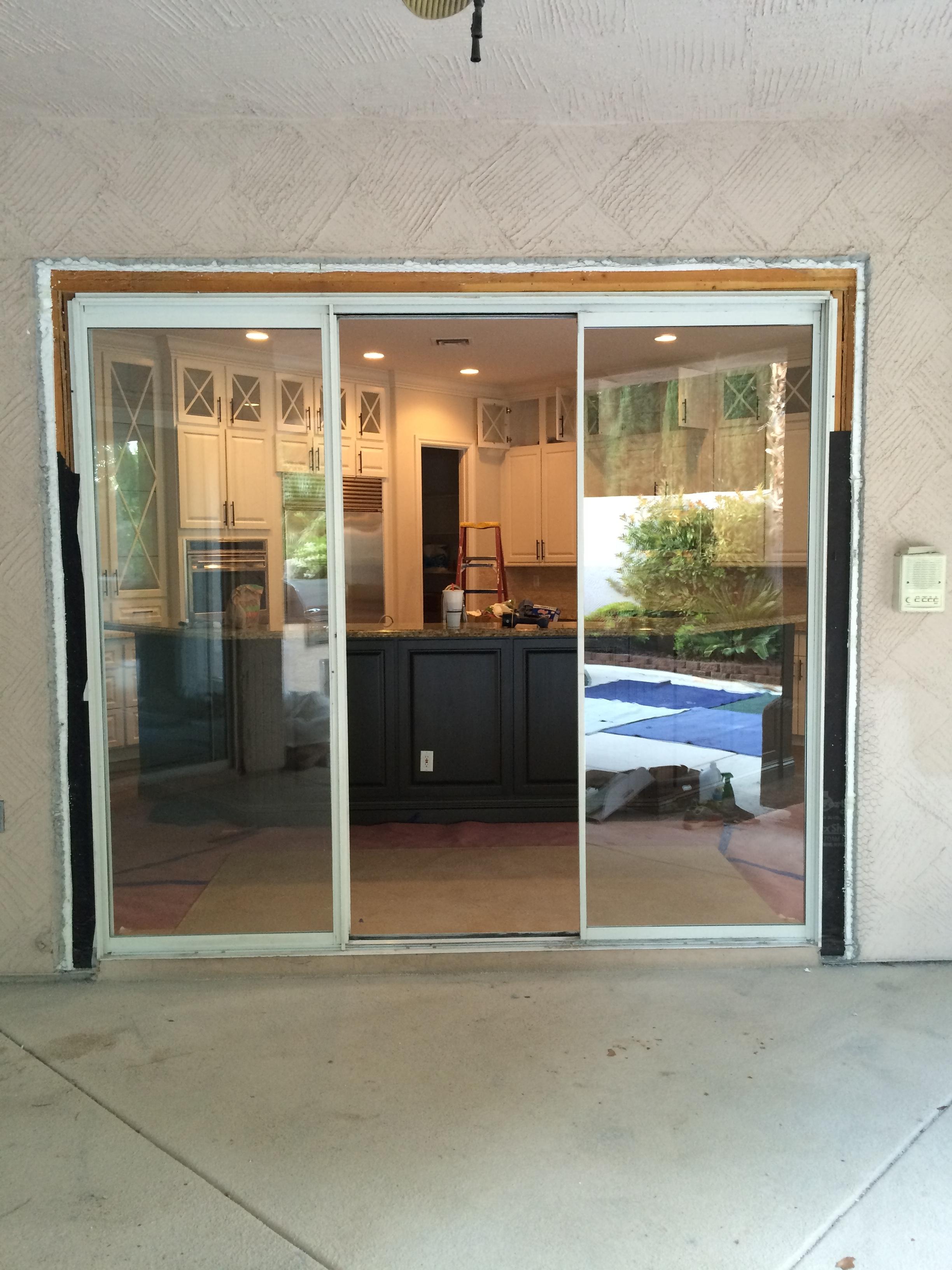 8 Sliding Glass Door
