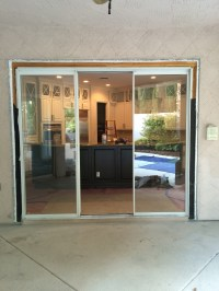 8 Sliding Glass Door