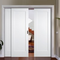 Disappearing Sliding Closet Doors