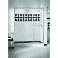 Maax 3 Panel Sliding Shower Door