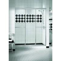 Maax 3 Panel Sliding Shower Door