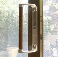 Sliding Glass Door Handle With Mortise Lock | Sliding Doors