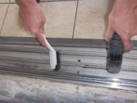 Sliding Glass Door Track Lubricant | Sliding Doors