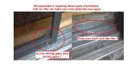 Repairing Sliding Patio Doors | Sliding Doors