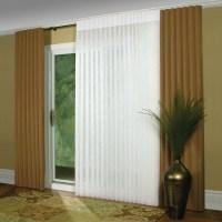 Insulated Vertical Blinds For Sliding Glass Doors ...