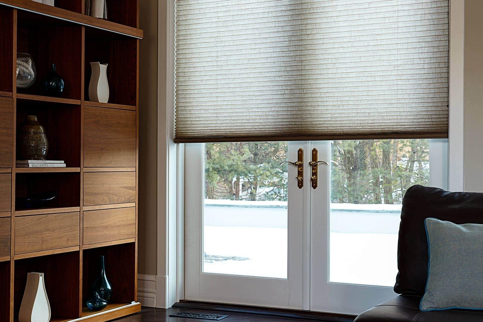 Cordless Cellular Shades For Sliding Glass Doors