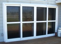 4 Panel Sliding Patio Doors - Sliding Door Designs