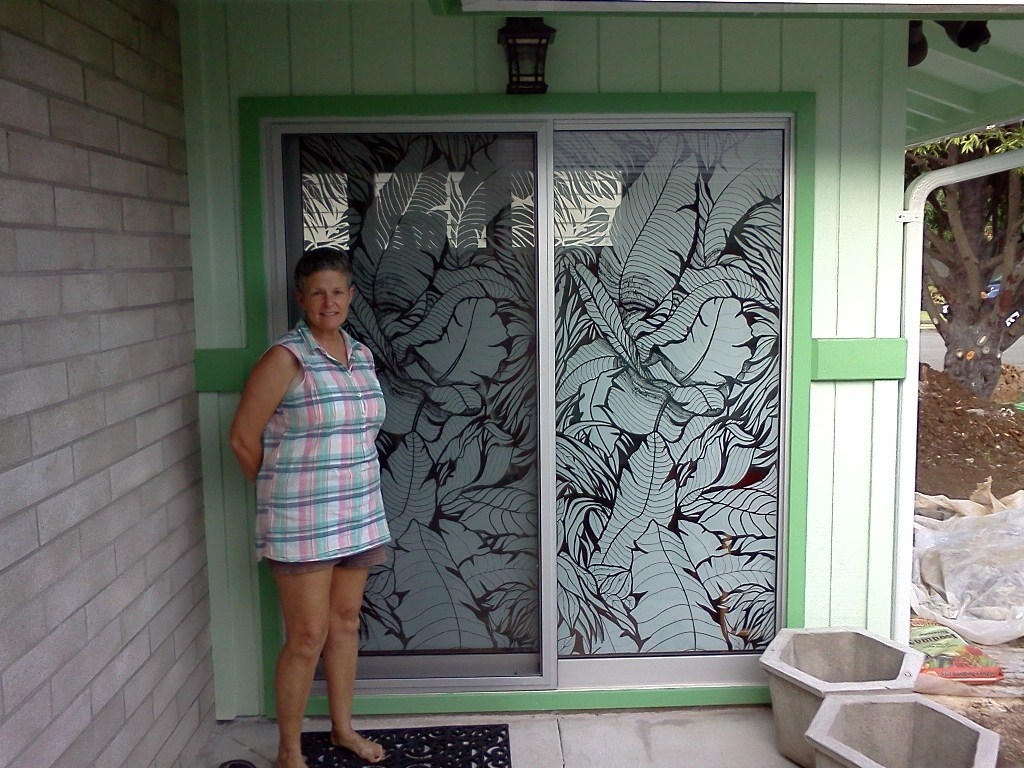 Window Decals For Sliding Glass Doors