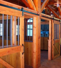 Pole Barn Sliding Door Track Cover | Sliding Doors