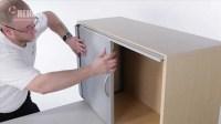 Sliding Cabinet Door Hardware Kit | Sliding Doors