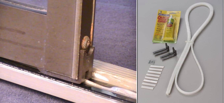 Sliding Glass Door Weather Seal  Sliding Doors