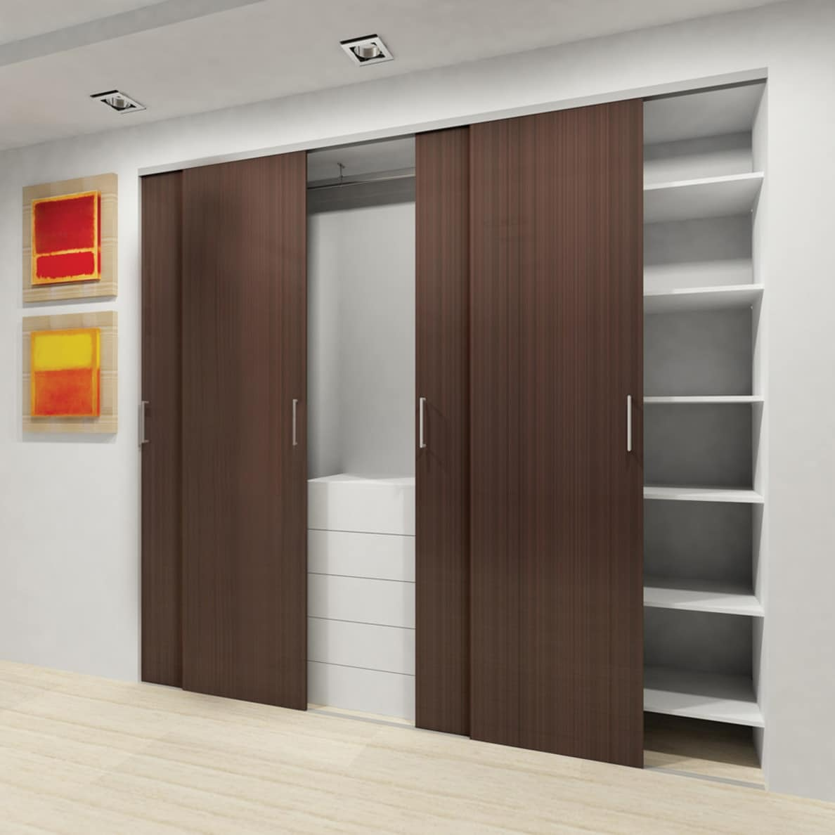 Types Of Sliding Closet Doors