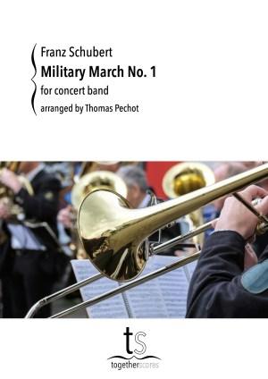 Partitions Orchestre Harmonie Marche Militaire n°1
