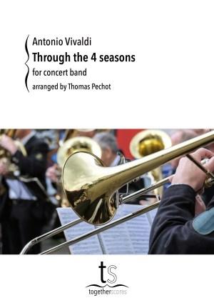 Partitions Orchestre Harmonie 4 saisons
