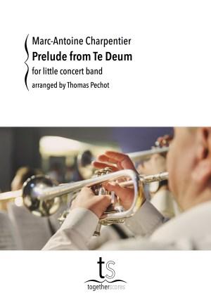 Partitions Petit Orchestre Harmonie Te Deum Charpentier