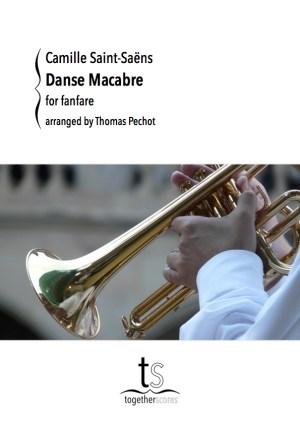 Partition Fanfare Danse Macabre