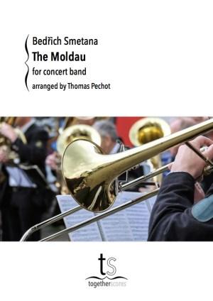 Partition Orchestre Harmonie Moldau Smetana