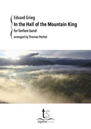 Partition Fanfare Dans l'Antre du Roi de la Montagne Peer Gynt Grieg
