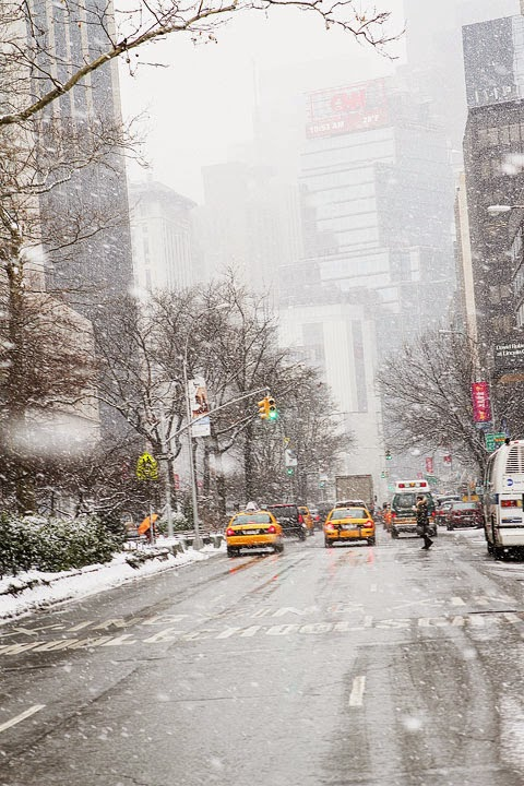 Snow Falling Animated Wallpaper Itinerary Packing List Winter Weekend In Nyc The
