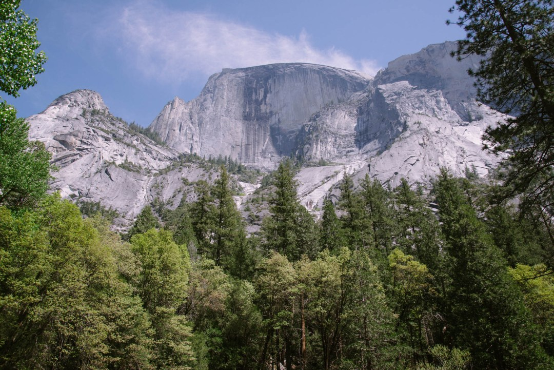 Driving Yosemite Valley Loop in a Day