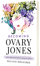 becoming ovary jones paperback cover
