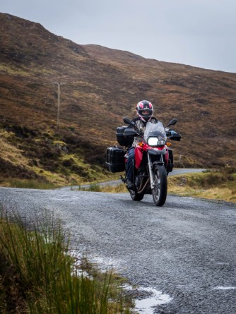 NC 500 Day Two