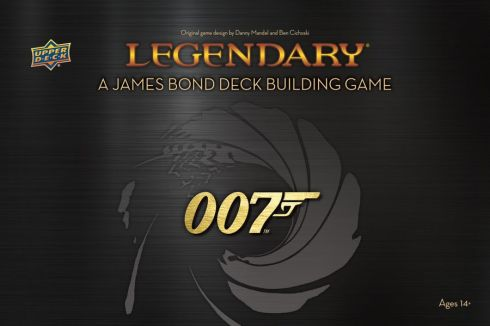 Legendary: James Bond 007