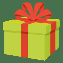 Pacco regalo clip art