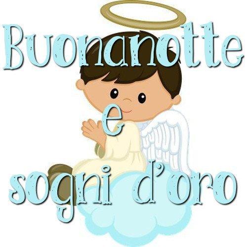 ANGELI BUONANOTTE